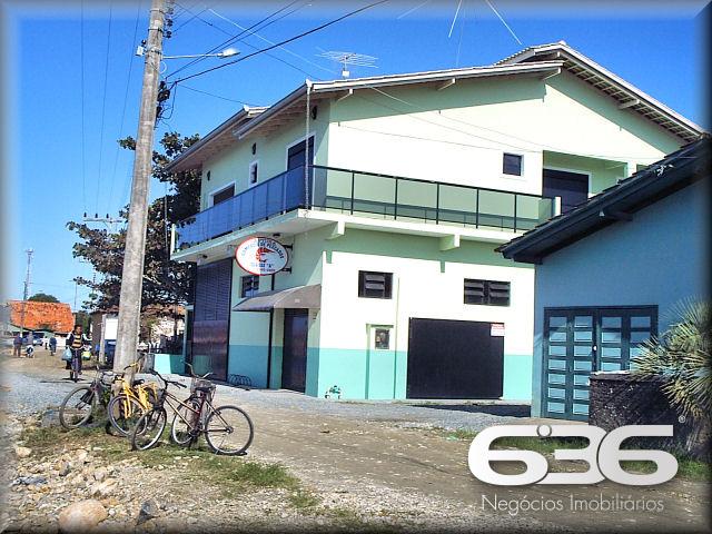 Imóvel comercial à venda  no Centro - Balneário Barra do Sul, SC. Imóveis