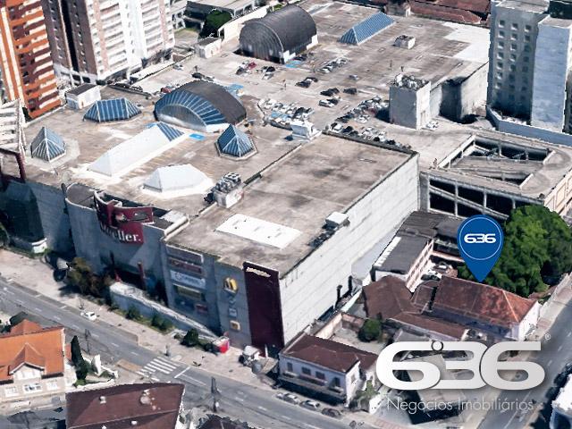 Terreno/Lote à venda  no Centro - Joinville, SC. Imóveis