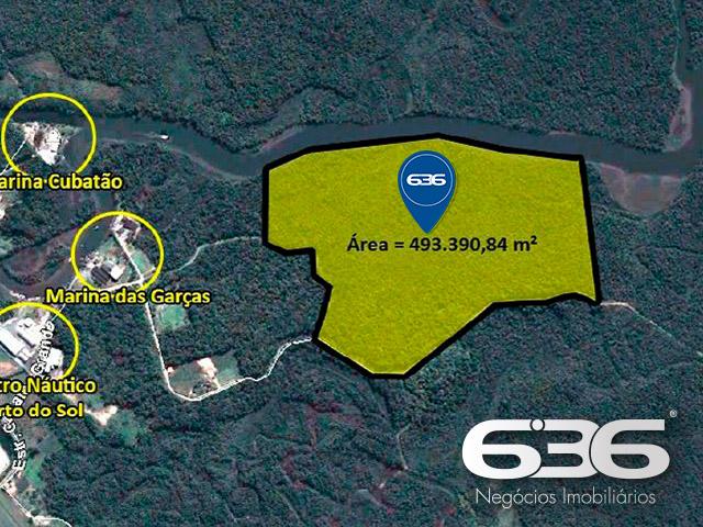 Terreno/Lote � venda  no Vila Cubat�o - Joinville, SC. Im�veis
